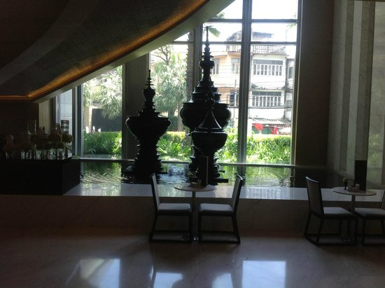 Bangkok Marriott Hotel Sukhumvit: hall