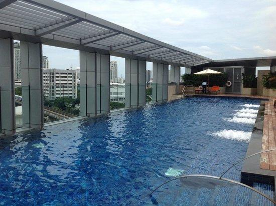 Bangkok Marriott Hotel Sukhumvit : pool