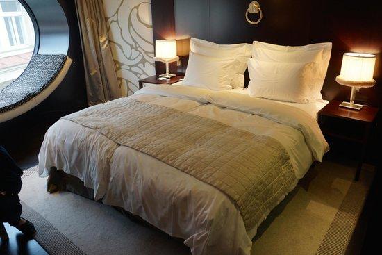 Hotel Topazz: Deluxe room