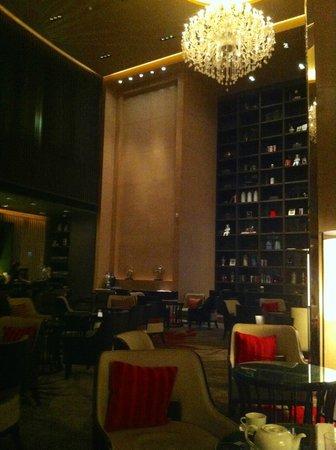 Bangkok Marriott Hotel Sukhumvit: lobby