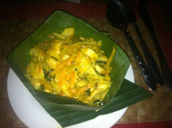 Kitchen Angkor Chey: Fish Amok