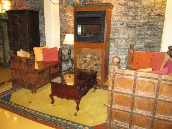 Auberge Bonsecours : Cozy Place
