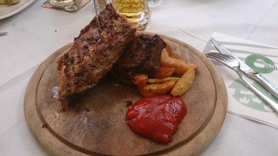 Forsterbräu Meran: Costine
