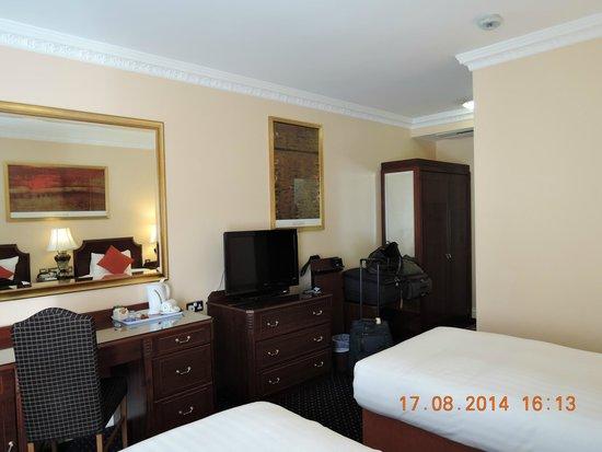 Park House Hotel: camera