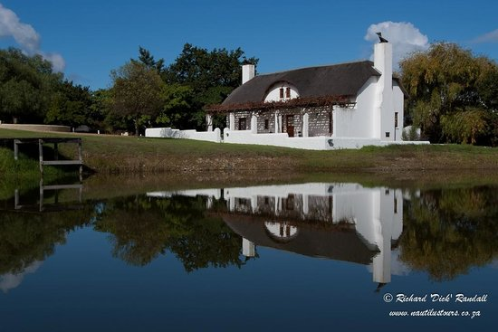 Manley Wine Lodge : Luxury cottages 1 & 2