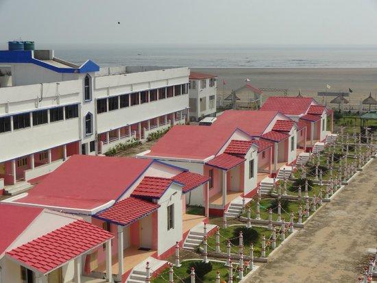 Golden Sea Queen Beach Resort Mandarmani West Bengal Specialty Resort Reviews Photos