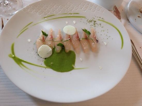 "Restaurant étoilé ""Flocons de Sel"" : Fera"