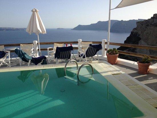 Caldera Villas: pool