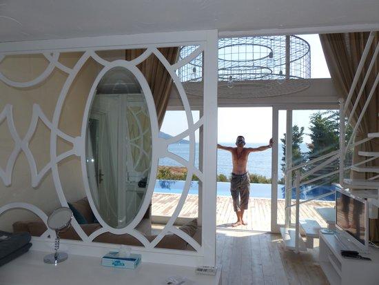 Likya Gardens Hotel Kalkan: best villa ever!!