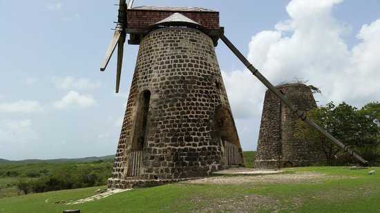 Pelican Safari Tours - Day Tours: old mill