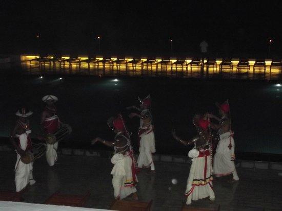 Cinnamon Citadel Kandy: serata danzante