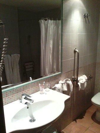 Sotavento Beach Club : Ванная комната.