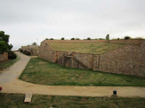 Montjuic Castle: castello