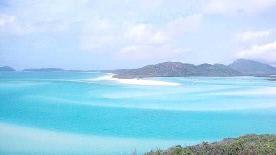 Whitehaven Beach : un paradiso