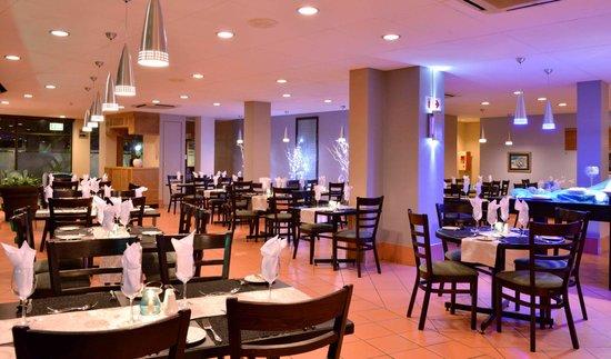 Indaba Lodge Richards Bay : Oasis Restaurant