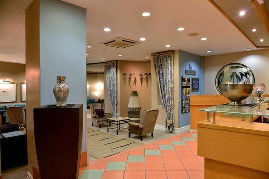 Indaba Lodge Richards Bay : Reception Area