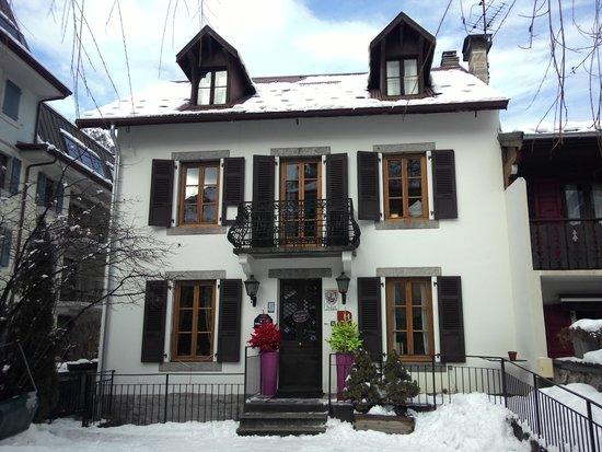 Hotel du Clocher: Пряничный домик