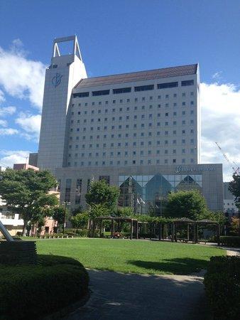 Buena Vista Hotel: Vista dell'Hotel
