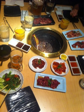 Gyu-Kaku - Mid Town : Launch happy hour