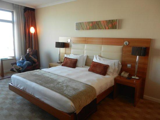 Hilton Diagonal Mar Barcelona: chambre