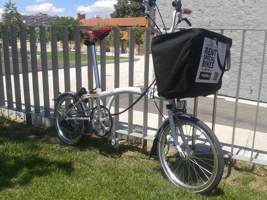 Mobeo Smart Transport: Alquiler de Brompton !!!