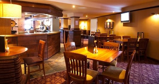 Blairgowrie, UK: Bay Tree Bar & Restaurant