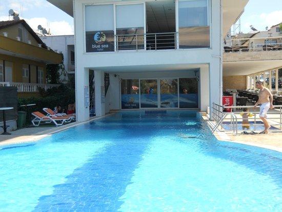 Blue Sea Hotel Spa Kusadasi Turkey Reviews Photos Price Comparison Tripadvisor