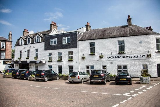 Angus hotel blairgowrie reviews photos price comparison tripadvisor for Hotels in perth scotland with swimming pool