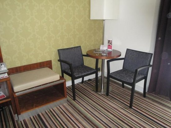 Ramada Plaza Liege City Center: Bedroom