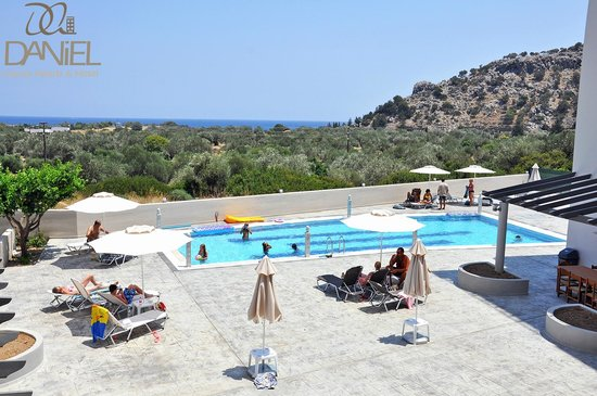 Daniel Luxury Apartments & Hotel: Pool