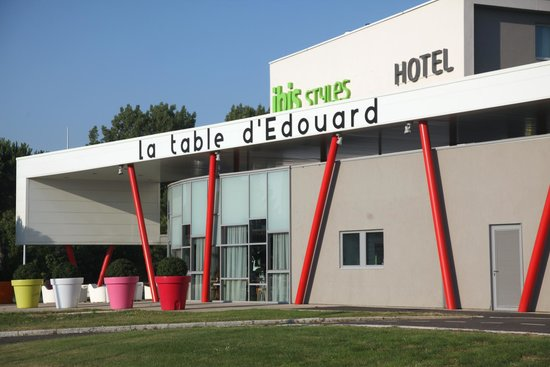 hotel ibis styles nantes reze aeroport france hotel reviews tripadvisor. Black Bedroom Furniture Sets. Home Design Ideas
