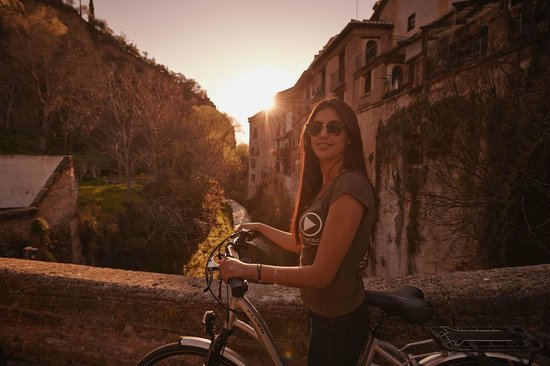 """Play Granada: Bicycles are almost as good as guitars for meeting girls"""" Bob Weir"""