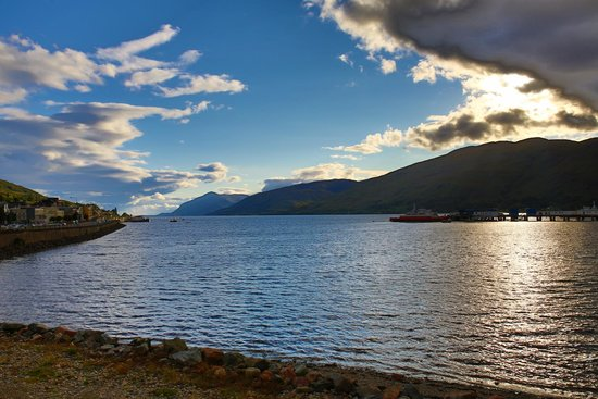 Alexandra Hotel : Lac de Fort William