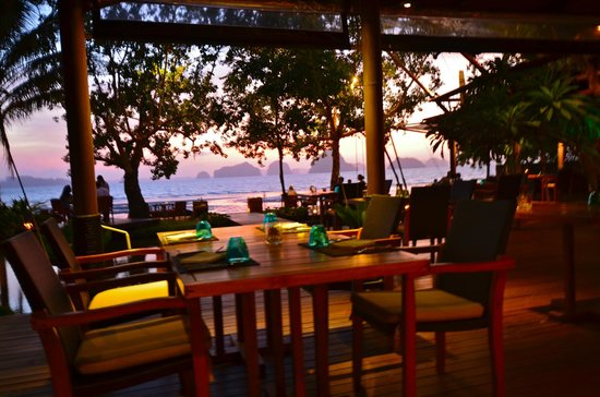 The Tubkaak Krabi Boutique Resort: Thairestaurant