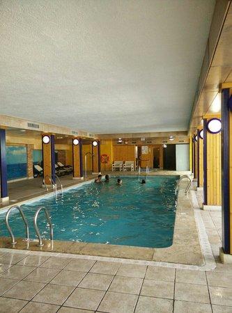 Hotel Anabel : De spa om even bij te komen!