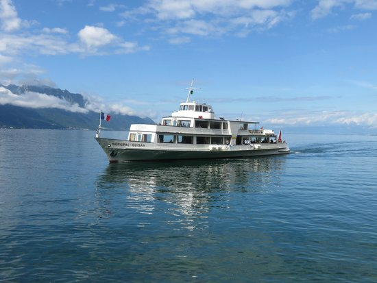 CGN: CNG Boat to Evian