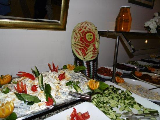 Titan Garden Hotel: la cuisine