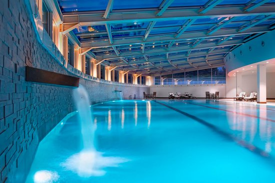 Indoor Swimming Pool Night Picture Of D Resort Grand Azur