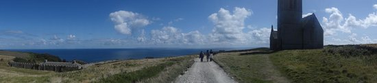 Lundy Island: View to the south
