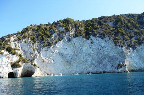Lygia, Греция: бухта Навайо