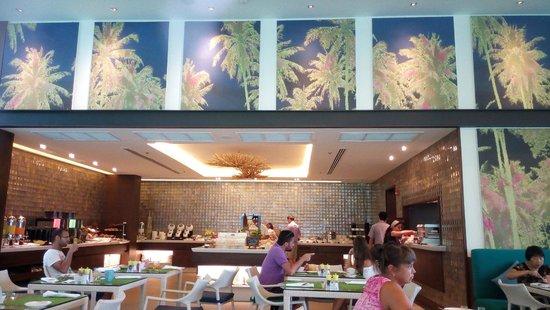 OZO Chaweng Samui: dininig room