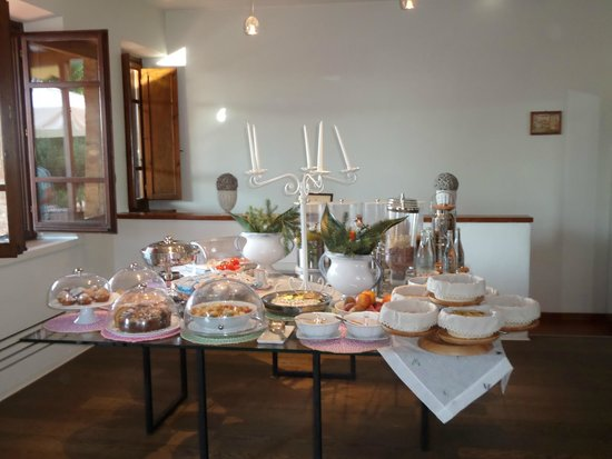 Borgo Tre Rose : breakfast