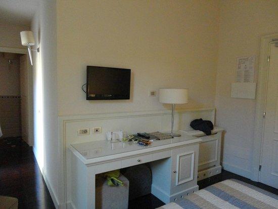 Hotel Patria: Our room