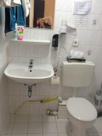 Hotel Bellevue Berlin : Das elektrische WC war furchtbar laut, auch wenn in anderen Zimmern gespült wurde!