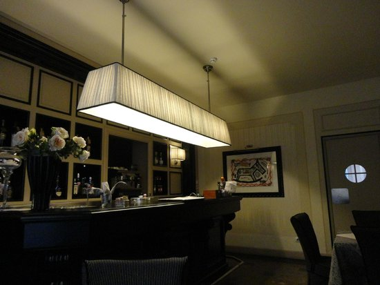 Hotel Patria: The Hotel bar