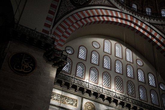 Mezquita de Suleiman o Mezquita de Süleymaniye: Suleymaniye Mosque