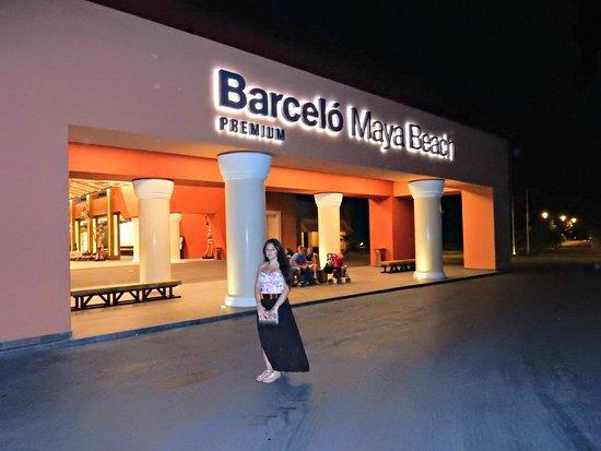 Barcelo Maya Beach: lobby