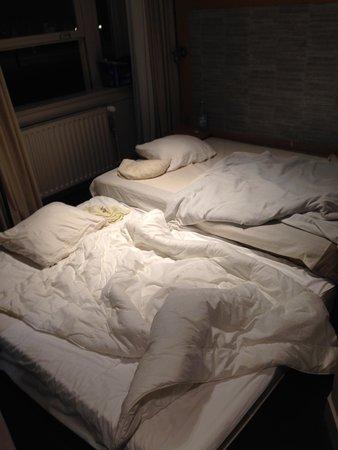 Best Western Delphi Hotel: Kleines Bett