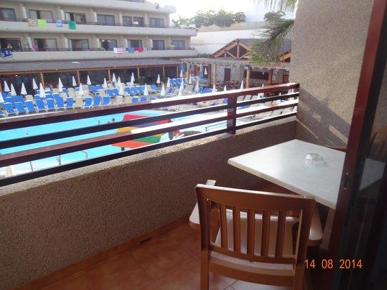 GF Fanabe: Balcony