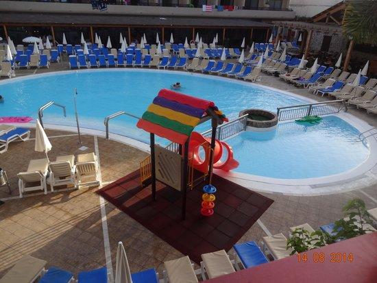 GF Fanabe: Pool